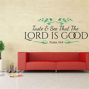 psalm 348 bible verse wall decal divine walls With biblical wall decals ideas