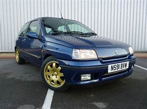 1995 Renault Clio Williams     Original  U0026 15 Stamps