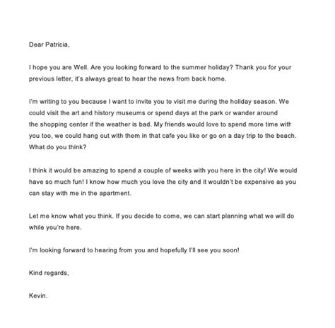 letter writing   friend   holidays top form