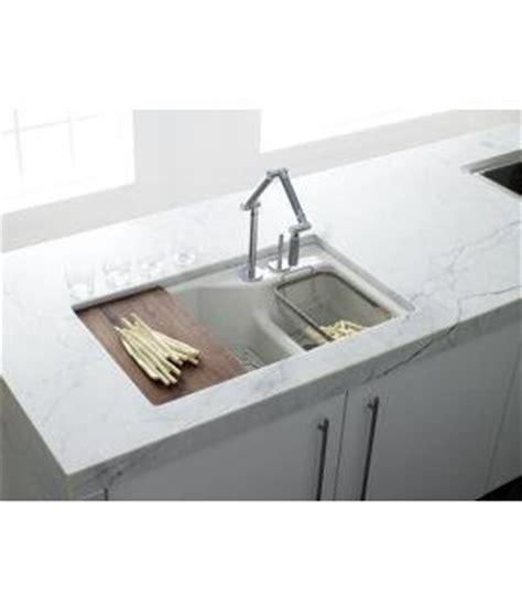 cheap double kitchen sink cheap cast iron kitchen sinks kohler k 6411 1 0 indio 1