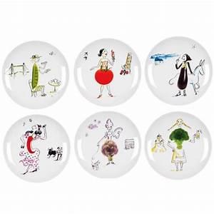 Assiette Plate Originale : assiettes recherche google assiettes verres et couverts pinterest assiette couvert et ~ Teatrodelosmanantiales.com Idées de Décoration