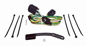 Crown Automotive Rt29005 Trailer Hitch Wiring Harness For 07