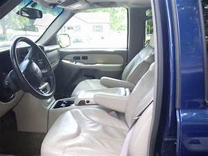 2001 Gmc Yukon - Interior Pictures
