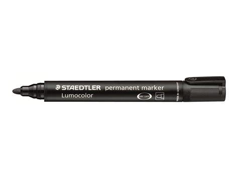 magasin fourniture de bureau staedtler lumocolor 352 marqueur noir marqueurs