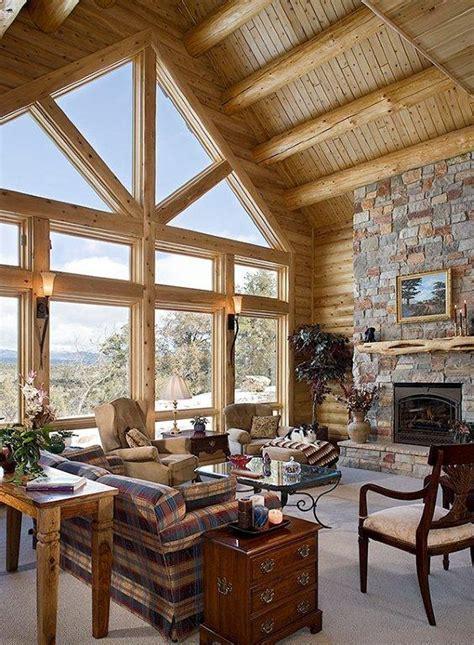 log cabin interiors log cabin interior design ideas 187 design and ideas