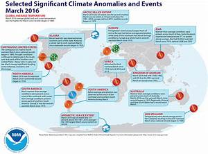 2016 had hottest March on record – Climate Change: Vital ...