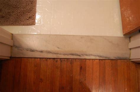 marble threshold bathroom marble threshold google search space pinterest