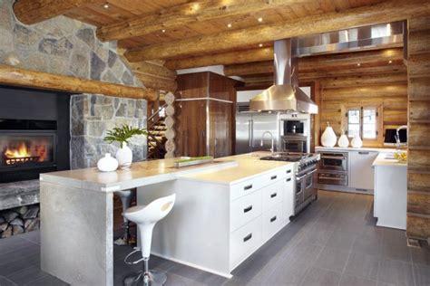 les cuisines à vivre l 39 îlot toujours plus beau léger design