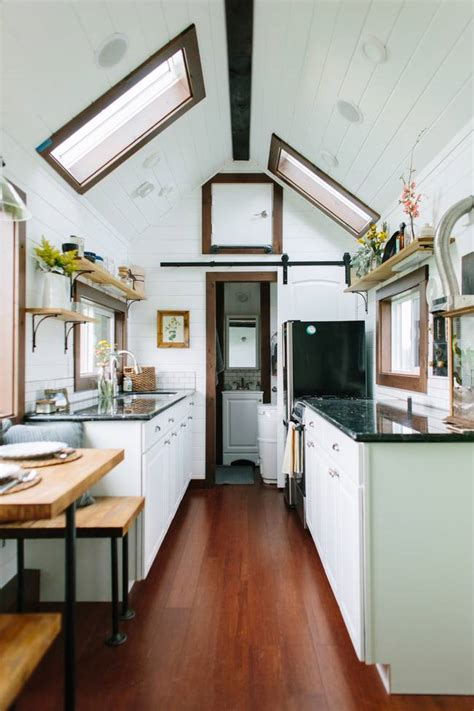 small homes interiors luxurious small smart homes by tiny heirloom treehugger