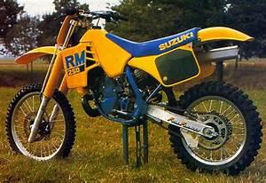 Moto Cross Suzuki : classic steel 79 1988 suzuki rm 250 pulpmx ~ Louise-bijoux.com Idées de Décoration