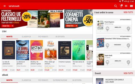 Feltrinelli Librerie by La Feltrinelli Mobile Android Apps On Play