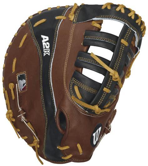 wilson ak wtakrb adult baseball firstbase mitt