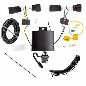 Trailer Wiring Harness Kit For 2019 Lincoln Nautilus All