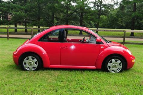 find used 2000 volkswagen beetle glx hatchback 2 door 1 8l in tennessee united states
