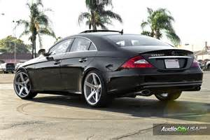 2007 Mercedes-Benz CLS 550 with 20 Inch Rims