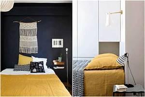 la couleur jaune moutarde pour un interieur chaleureux With quelle couleur avec bleu marine 11 quelles couleurs associer au jaune moutarde elle