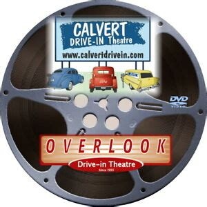 Maybe you would like to learn more about one of these? CALVERT DRIVE-IN & OVERLOOK Theater Documentary DVD ...