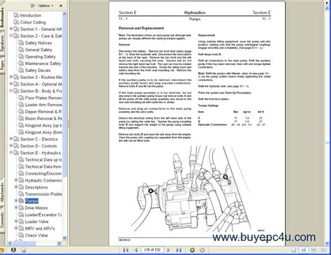 Jcb 506c Wiring Diagram For Forklift by Jcb Mid Range Service Manual S2a Maintenance Manual