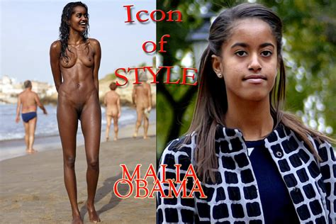 Malia Obama Fakes Porn