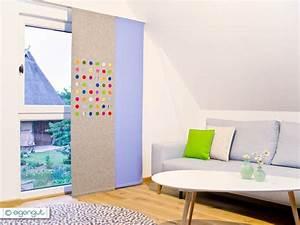 Vorhänge Zum Schieben : vorh nge vorhang aus filz dots nach ma ~ Sanjose-hotels-ca.com Haus und Dekorationen