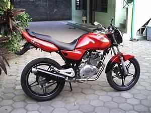 2004 Suzuki Thunder 125