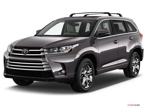 2019 Toyota Highlander Prices, Reviews, And Pictures
