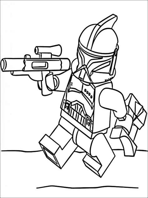 sta da colorare disegni da stare lego wars 7