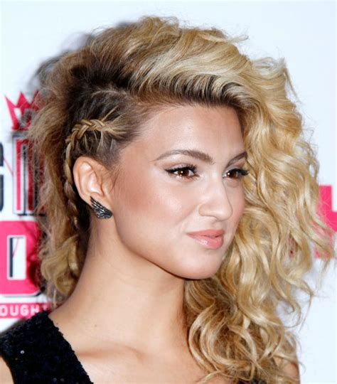 casual hairstyles for long curly hair hair