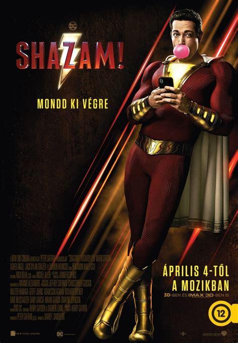 Eddig 101963 alkalommal nézték meg. Teljes-Videa Shazam! (2019) Teljes Film Magyarul Online ...