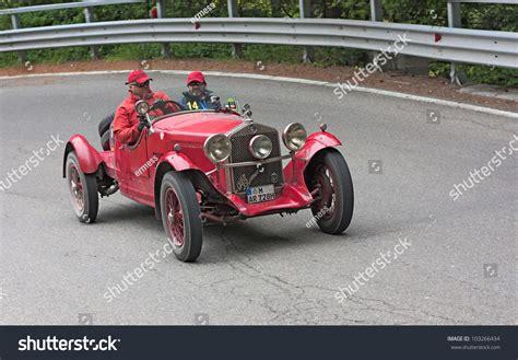 Passo Della Futa Fi May 19 Unidentified Drivers On