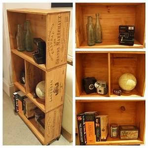 25 Best Ideas About Wooden Wine Crates On Pinterest, Wine ...