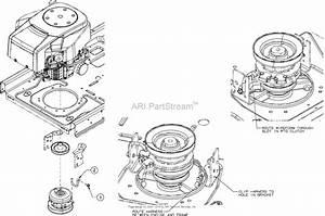 Mtd 17akcacs099  247 204112   Z6000   2016  Parts Diagram