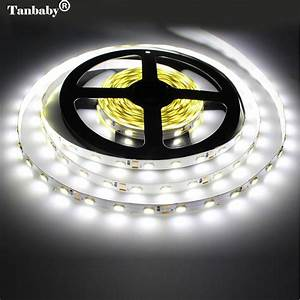 Tanbaby Led Strip Light 5630 Dc12v 5m 300led Flexible 5730