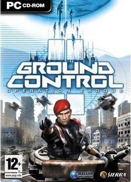 ground control ii operation exodus wikipedia