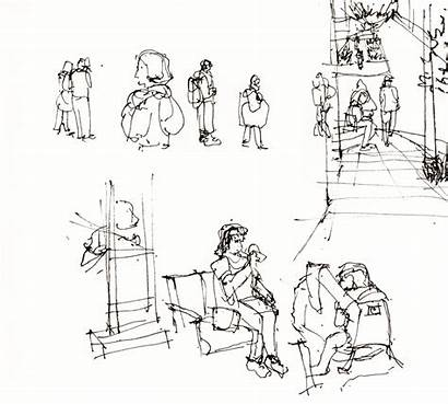 Sketches Sketching Glwsketchworks Few Today