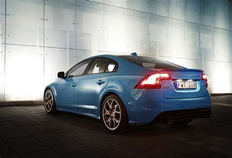 Volvo S60 Racing by Volvo S60 Polestar Racing Edition Hiconsumption