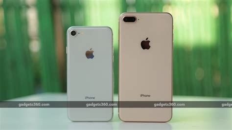 iphone 8 and iphone 8 plus review ndtv gadgets360