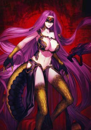 gorgon  star avenger locked servant grand order wiki