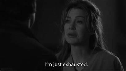 Tired Very Suddenly Gifs Weeks Nursing Stress