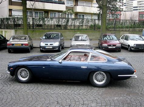 The Lamborghini 350 Gt Sports Car