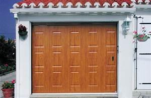 Porte De Garage Sectionnelle Latérale : portes de garage sectionnelle plafond et lat rale ~ Melissatoandfro.com Idées de Décoration