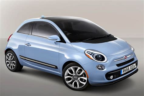 New Fiat 500 due before 2019 with 48-volt hybrid tech ...