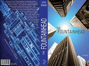 Fountainhead Bookcover by awassabee on DeviantArt