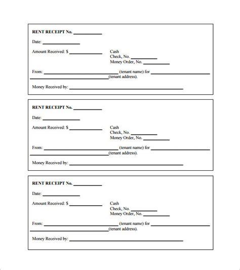 15+ Rent Receipt Templates - DOC, PDF   Free & Premium ...
