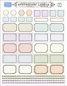 post it labels templates - 10 best images of apothecary label template free