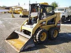 Caterpillar 216b Skid Steer Loader Rll Electrical And