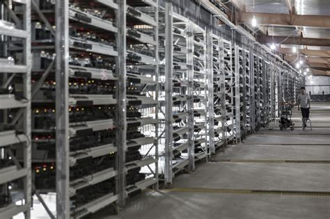 If they are too centralized, it might jeopardize the network's security and, as a result, lose its trustworthiness. Chinese Bitcoin Mining Firm Bitmain Made $3 to $4 Billion in Profits Last Year, Says Analyst ...