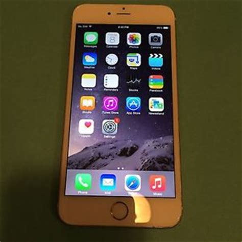 iphone 6 boost mobile apple iphone 6 boost mobile gold 16gb ebay