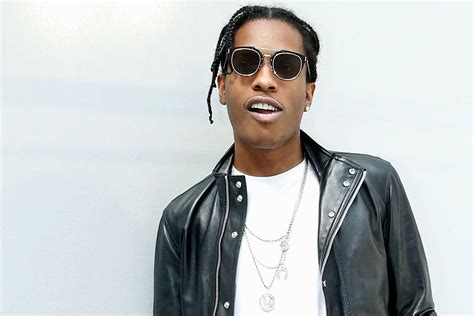 Asap Rocky's L.a. Home Robbed; Over  Million Stolen