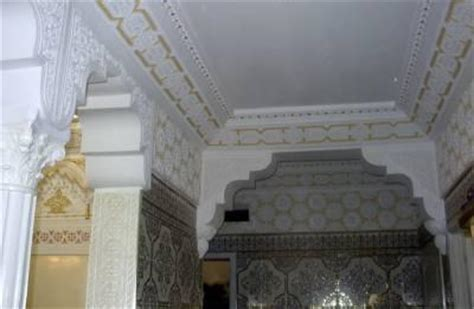 decoration staff platre maroc d 233 coration de pl 226 tre staff entreprise de d 233 coration pl 226 tre m 233 diterranienne
